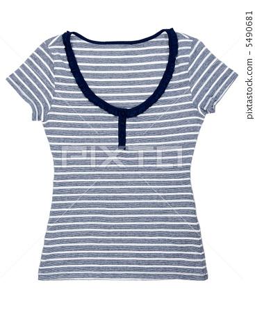 Women's Sports striped shirt 5490681