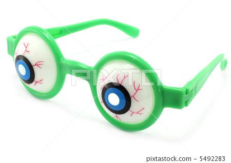 Funny eyeglasses 5492283