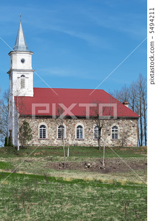 The old rural church 5494211