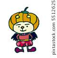 かぼちゃ 5512625
