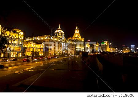 上海(外灘)夜景 5518006