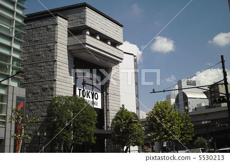 Tokyo Stock Exchange 5530213