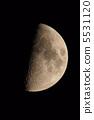 每月月球北緯42度 5531120