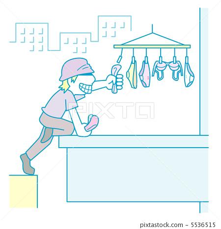 內衣小偷 5536515