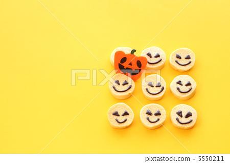 Halloween handmade cookie 5550211