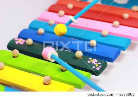 玩具的木琴 5556862
