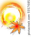 Autumn color image 5557685