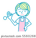 ear cleaning, ear pick, female 5560268