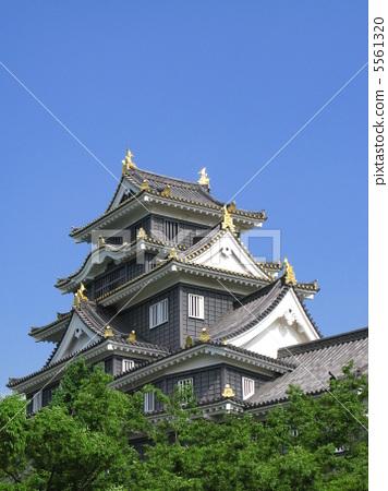Okayama Castle 5561320