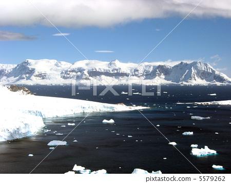 Antarctic Glacier 5579262