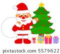 聖誕老人 聖誕老公公 聖誕夜 5579622