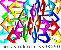 Arrow pattern 5593690