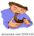吃甜食的孩子 5596135
