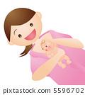Birth-to-face kangaroo care 5596702