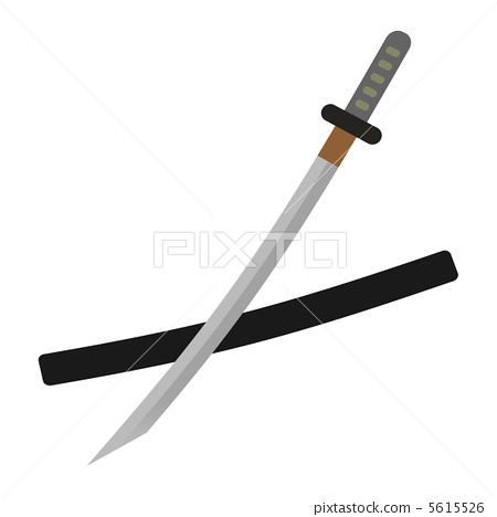 Japanese sword 5615526