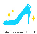Glass shoes 5638849