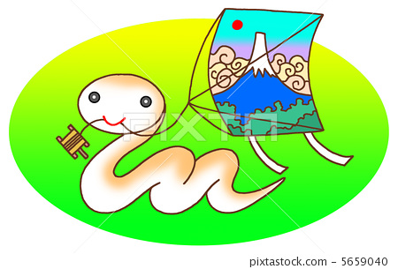 kite flying, serpent, snake 5659040