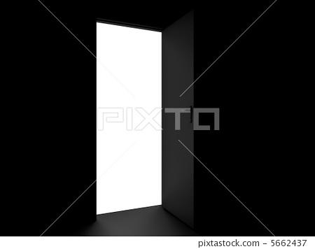 Opened door 5662437