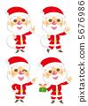 크리스마스, 이브, 산타 5676986