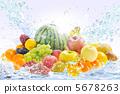水果 波動 梨子 5678263