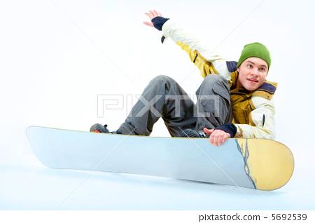 Snowboarding 5692539