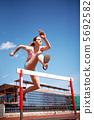 High jump 5692582