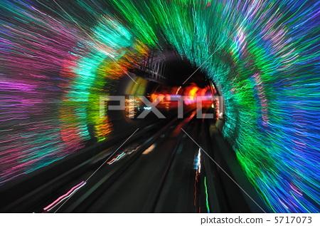 外灘旅遊隧道 5717073
