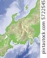 Chubu Region 5722545