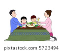 鍋裡煮好的食物 用鍋烹飪 燉湯 5723494
