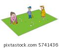 vector, vectors, gate ball 5741436