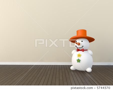 눈사람 눈사람 5744370