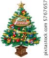 크리스마스 트리 5767657