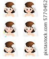 face, facial, female 5770452