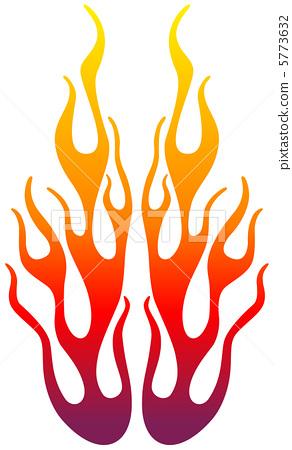 Fire pattern -19 5773632