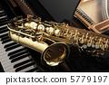 木管樂器 薩克斯管 器具 5779197