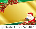 聖誕老人 聖誕老公公 掌握 5784071