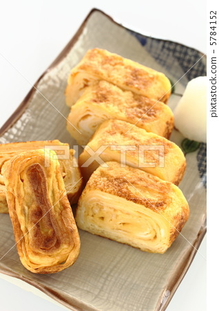Thick grilled egg 5784152