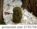 Snow scene of Kyoto Ohara Sanzenin 5795798