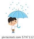 傘 小孩 兒童 5797112