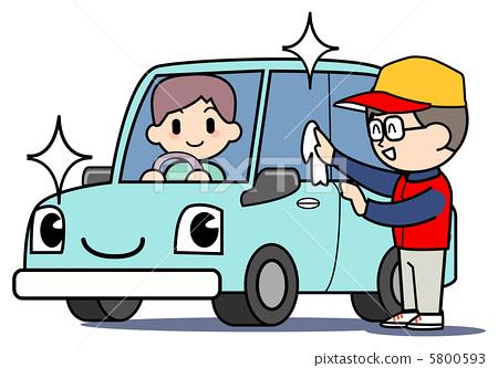 Petrol station · car wash 5800593