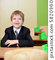 toothless laughing schoolboy 5820960
