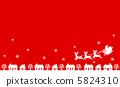 聖誕老人 聖誕老公公 聖誕夜 5824310