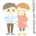 懷孕 孕婦 丈夫 5842407