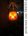 南瓜燈 萬聖節 南瓜 5842551