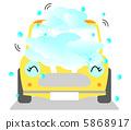 洗車 5868917