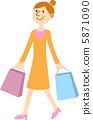shopping 5871090