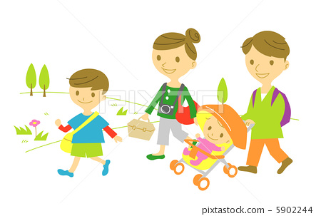 Family / Picnic 5902244