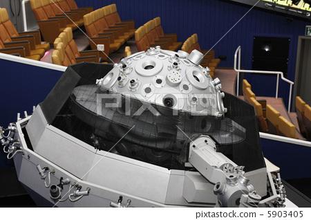 Planetarium projector - Stock Photo [5903405] - PIXTA