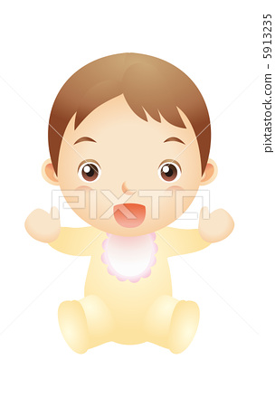 Baby clipart 5913235