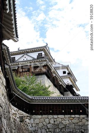 마쓰야마 성 5918820